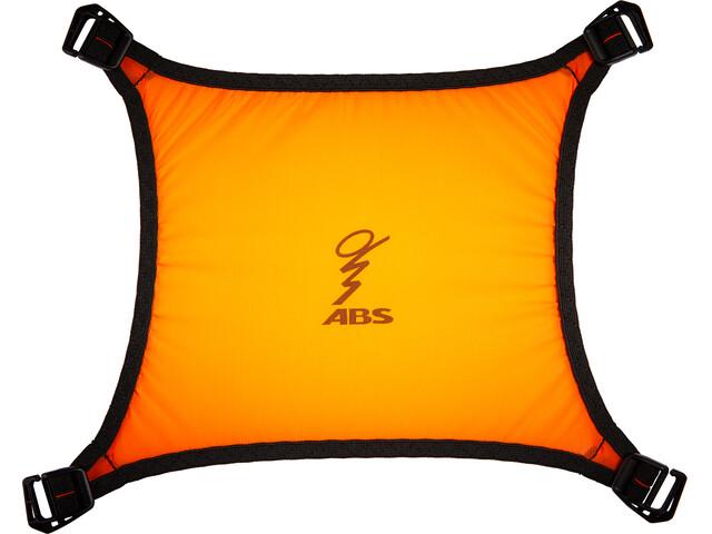 ABS s.LIGHT Helmet Net Orange